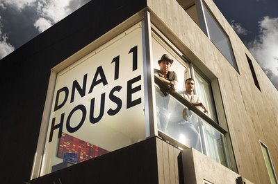 DNA 11 House